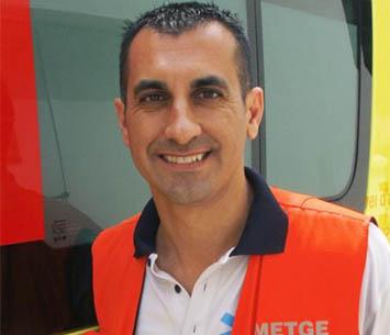 Angel Manuel Crespo - Coordinador 061 de Ibiza